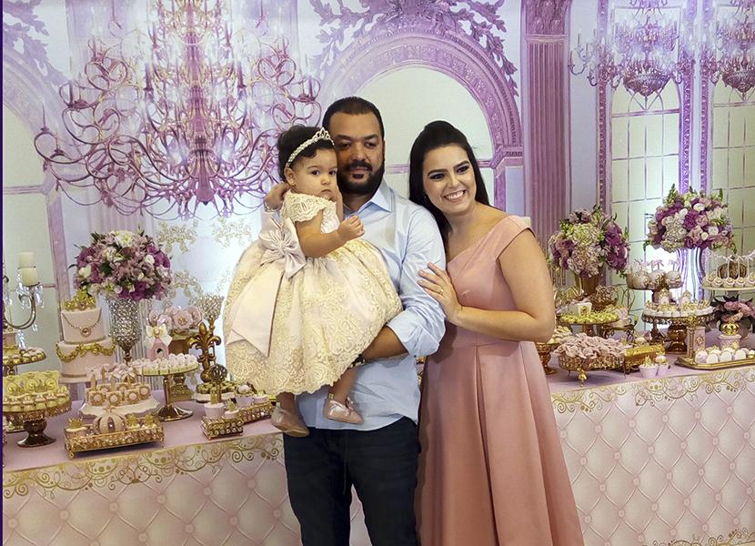 Realeza se reúne na Veneza Brasileira para celebrar com grande festa, o primeiro aninho de Sofia