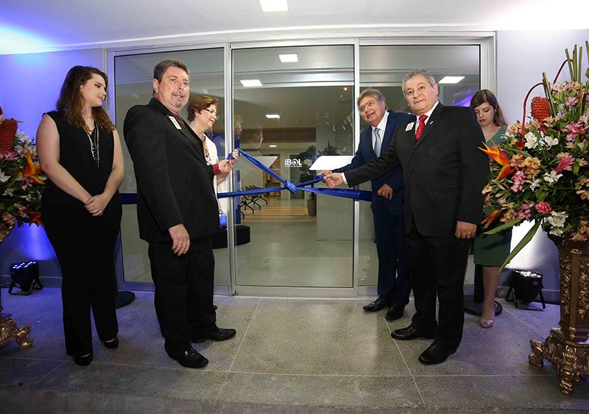 Unifacisa, Fundação Pedro Américo e Lions Clube inauguram em João Pessoa, o Hospital de Olhos
