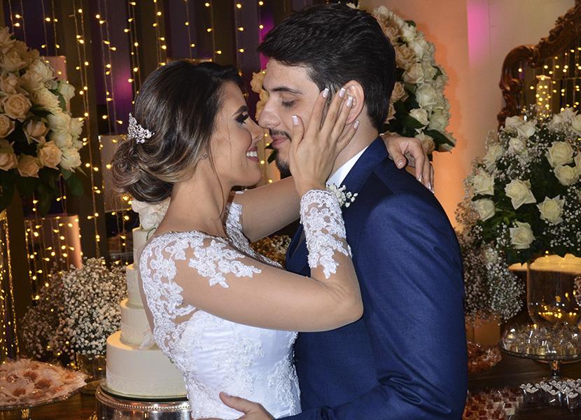 PARTE 2 – Amor, emoção, familiares e amigos no lindo casamento de Layse Medeiros e Fábio Lima