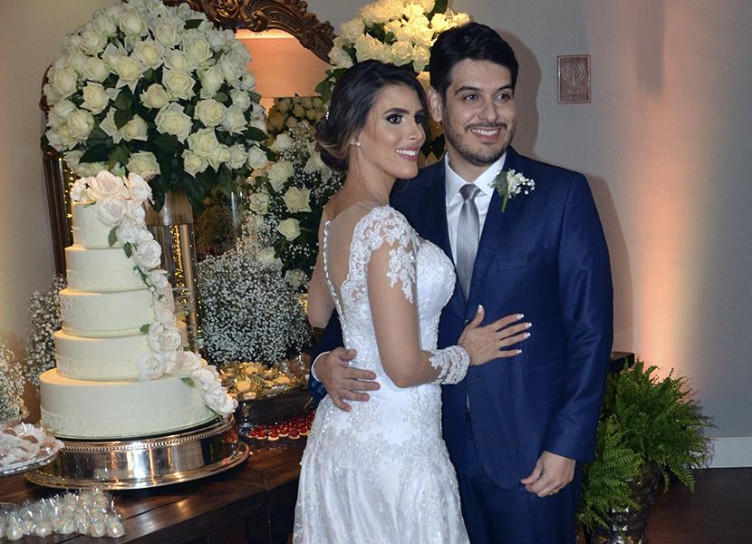 PARTE 1 – Sonho realizado pra celebrar o casamento, o amor, a família e os amigos de Layse Medeiros e Fábio Lima