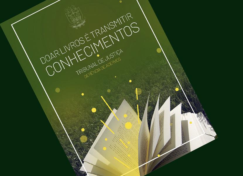 Tribunal de Justiça da Paraíba realiza campanha pra montar uma biblioteca com 2 mil livros – em Mangabeira