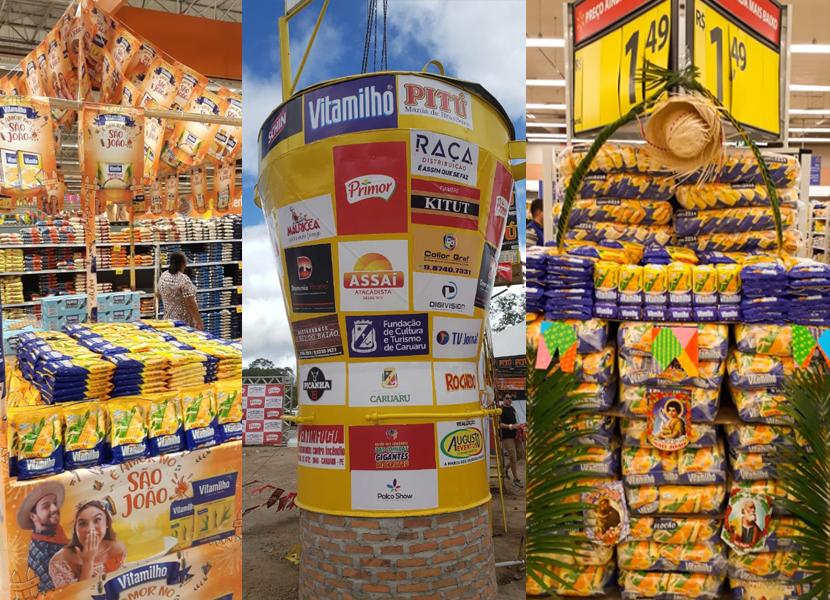 ASA Indústria entra no ritmo do São João de Campina Grande com a super marca Vitamilho