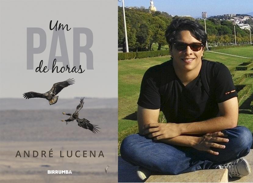 """André Lucena lança no dia 17 de julho, o livro: """"Um Par de Horas"""" na Casa Paisá – em Campina Grande"""
