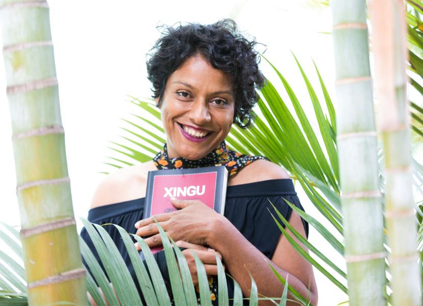 A jornalista paraibana Waleska Barbosa consolida sua carreira de escritora e se prepara pra dar voos mais altos