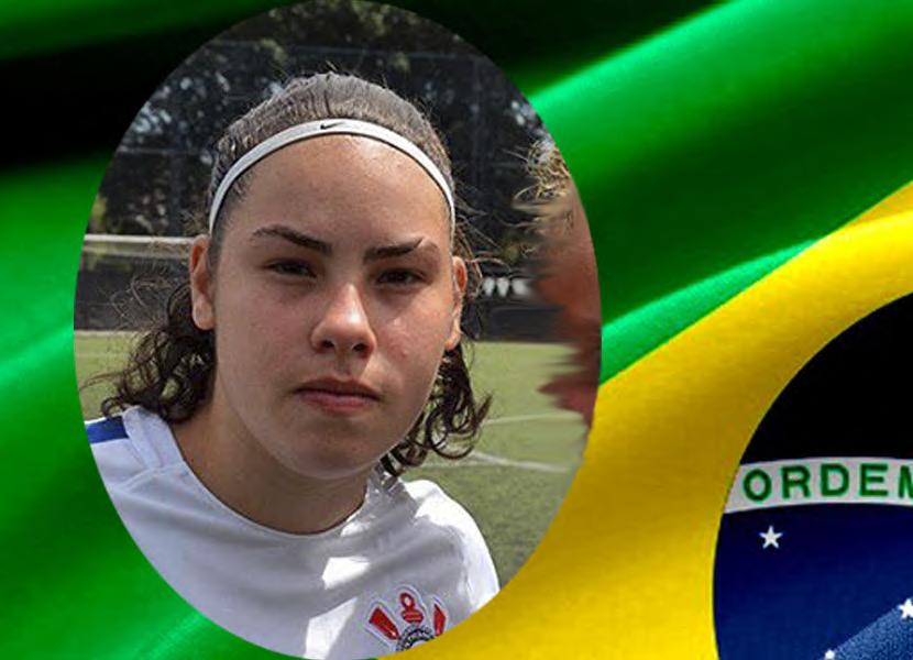 Jogadora de futebol da Paraíba – Joyce Andrade, é convocada para Seleção Brasileira de Futebol Feminino Sub-17