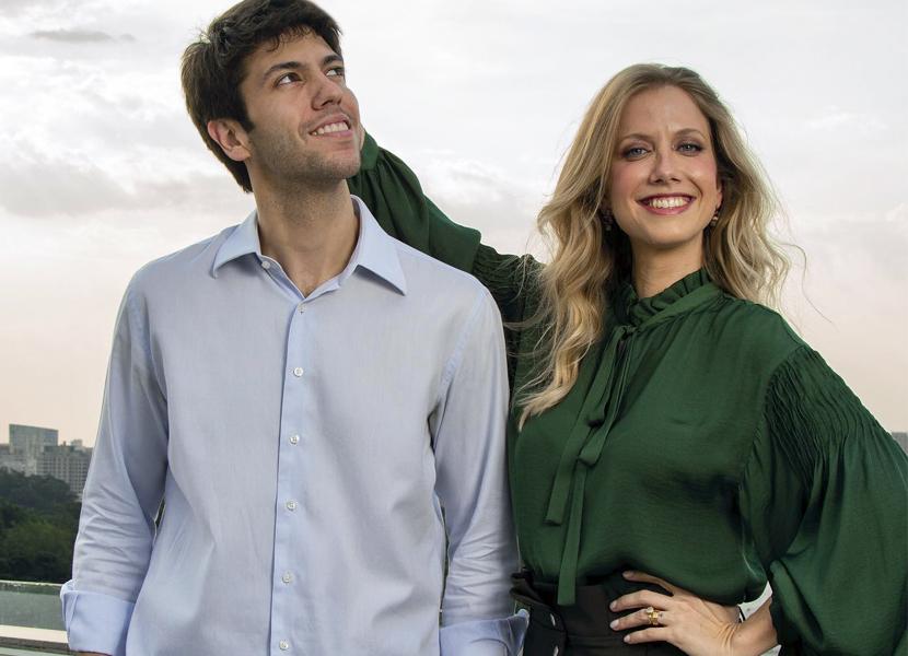 CNN Brasil anuncia contratações de Caio Coppolla e Gabriela Prioli