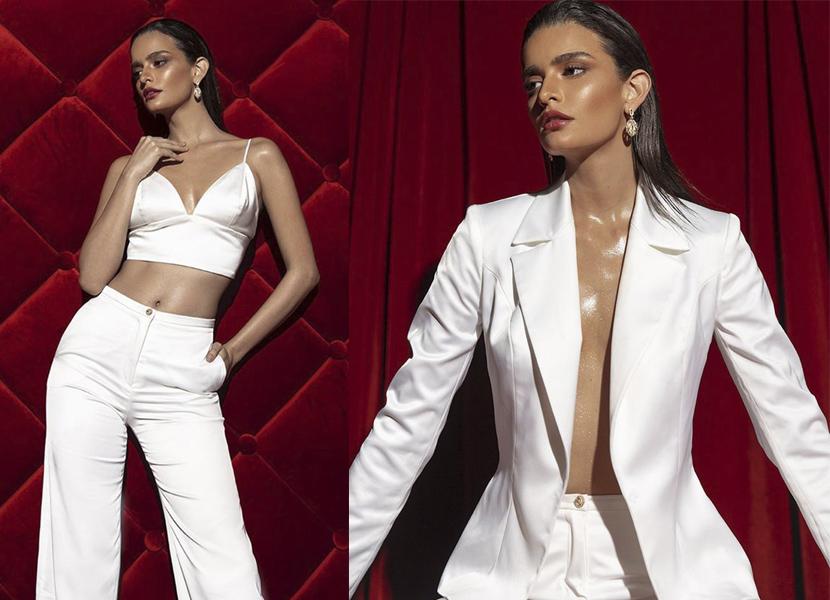 Modelo paraibana, natural de Campina Grande, brilha no mundo da moda interncaional