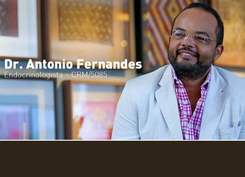 Dr. Antonio Fernandes lança no próximo dia 22, às 19h30, o livro: DIAGNÓSTICOS EM DOENÇAS DA TIREOIDE.