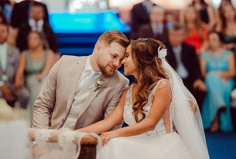 A celebração do amor de Michael Porto e Jéssika Ribeiro – em Brasília