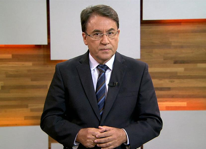 COMENTARISTA DA GLOBONEWS PEDE DEMISSÃO APÓS 17 ANOS