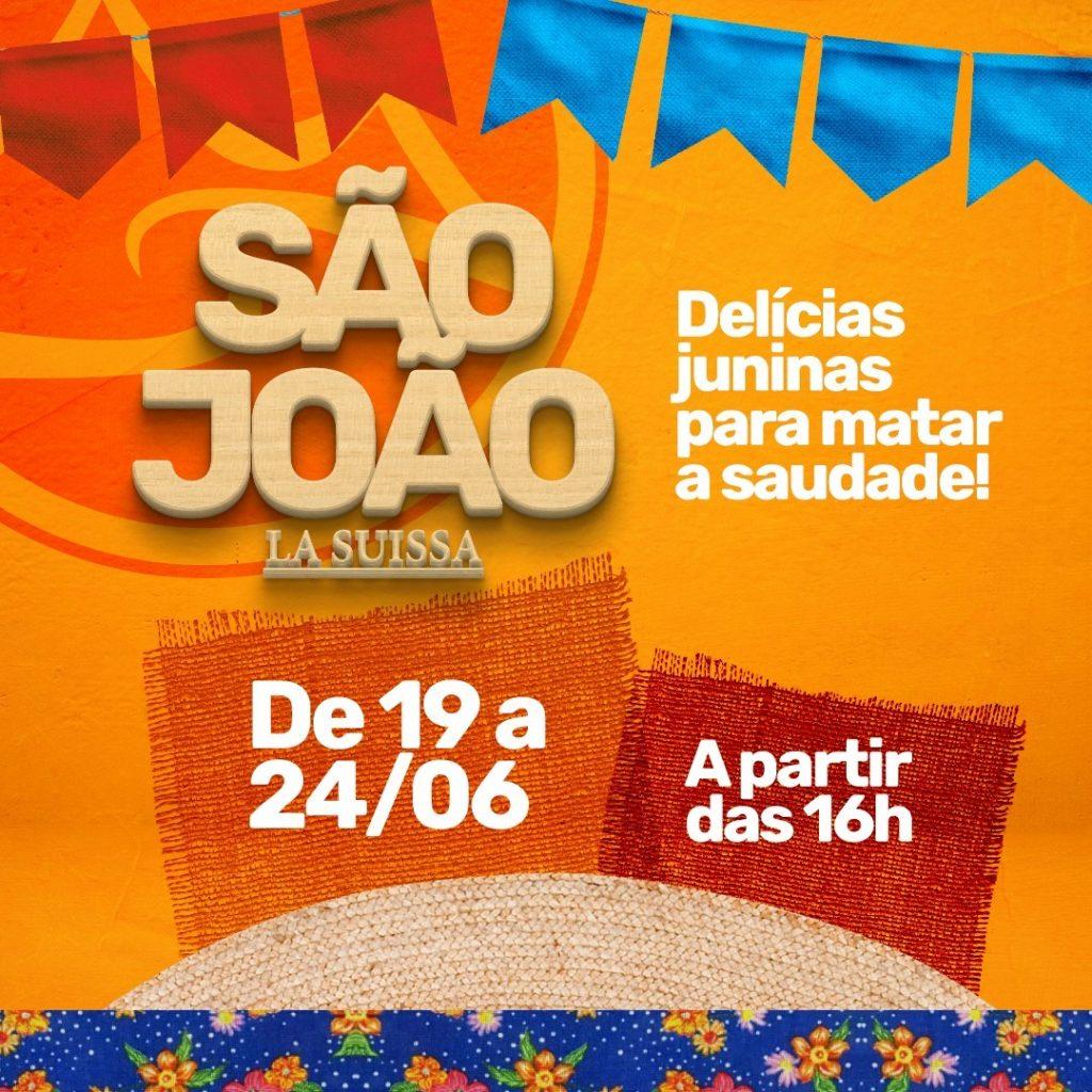La Suissa realiza o Festival de Comidas Juninas 2020 a partir desta sexta-feira, dia 19 de junho
