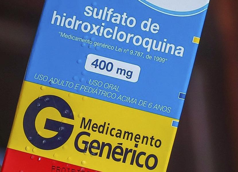 Ministério da Saúde amplia recomendação de cloroquina pra grávida e criança