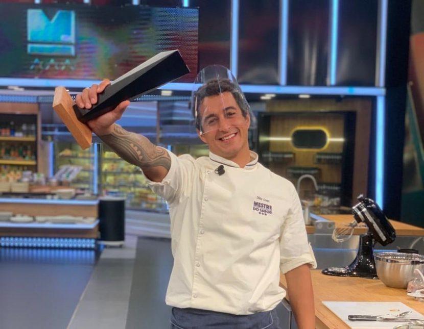 Chef Dário Costa é o grande vencedor da segunda temporada do Mestre do Sabor