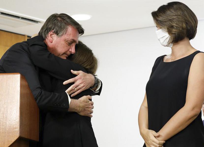Paraibano Pinto do Acordeon se torna Patrimônio Cultural do Brasil e recebe homenagem do presidente Jair Bolsonaro