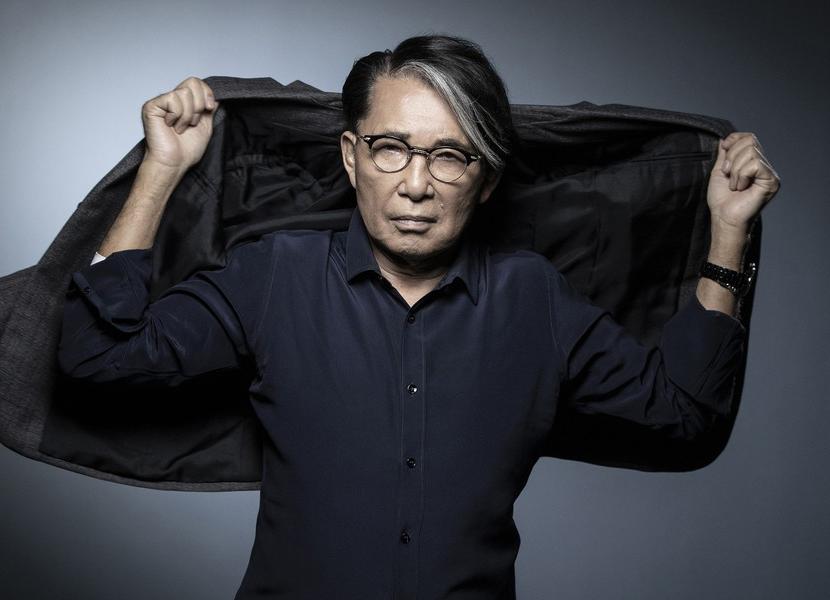 Kenzo Takada, estilista japonês, morre vítima da Covid-19
