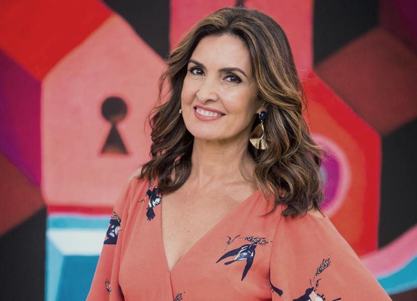 Fátima Bernardes é diagnosticada com câncer de útero