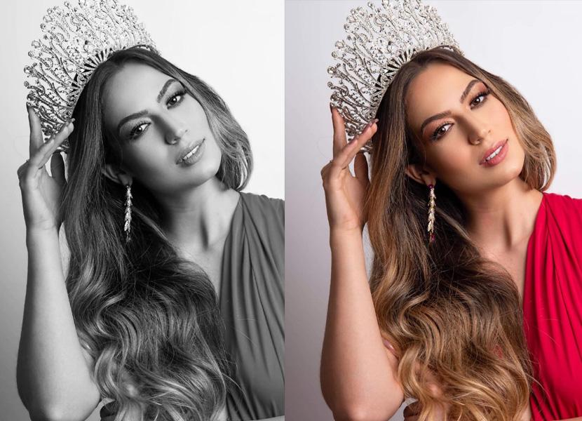 Paraibana Nathália Salles representou a Paraíba no Miss Supranational 2020 – em Brasília