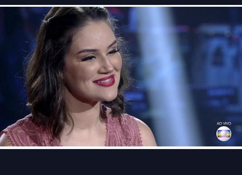 Paraibana Adma Andrade é eliminada na 'Rodada de Fogo' do The Voice Brasil