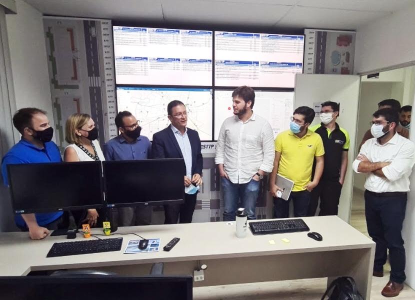 Bruno Cunha Lima nomeia Dunga Júnior novo superintendente da STTP