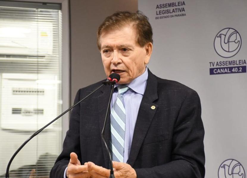 Deputado paraibano João Henrique morre em São Paulo – vítima de complicações da covid-19
