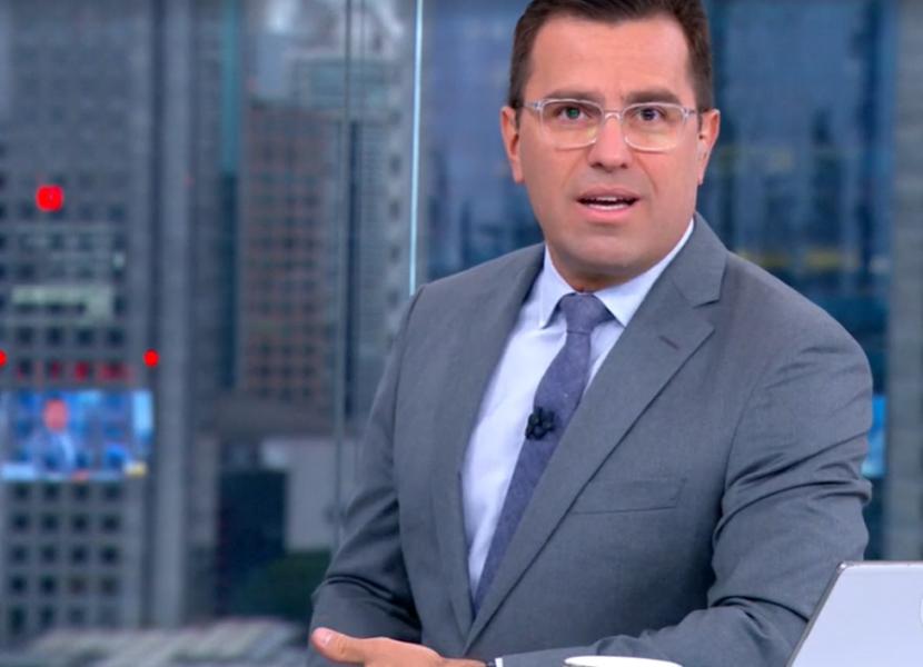 Rodrigo Bocardi revela que foi ameaçado por Nego Di: 'Perturbou minha família'