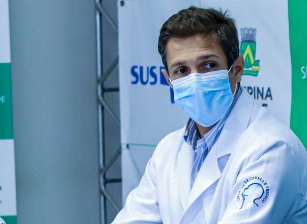 Diretor do Hospital Municipal Pedro I rebate críticas a tratamento precoce e ressalta número de vidas salvas em Campina Grande com adoção do protocolo